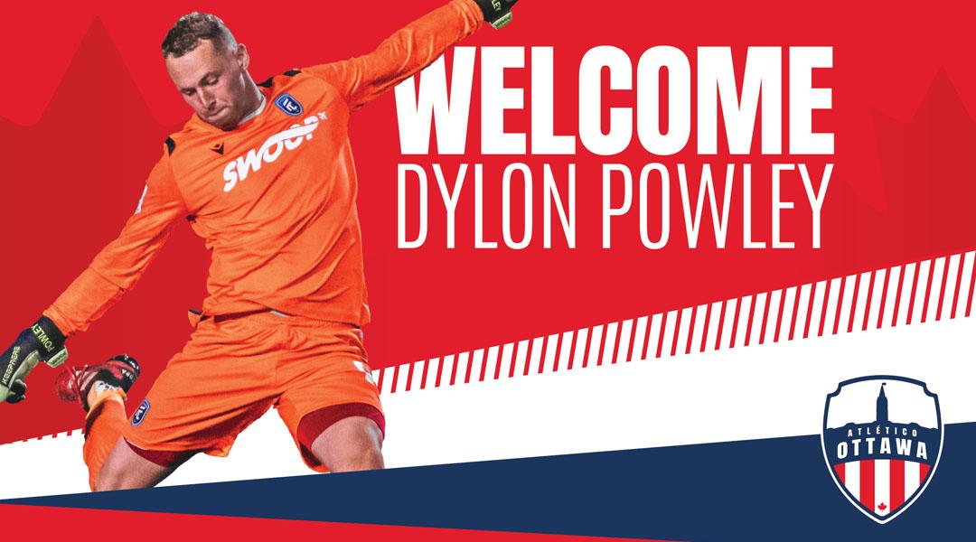 Atletico Ottawa Dylon Powley