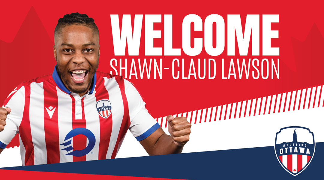 Atletico Ottawa Shawn-Claud Lawson