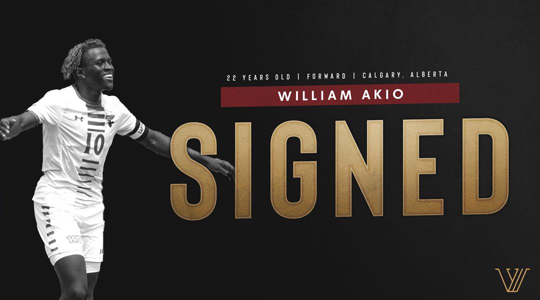 Valour FC William Akio
