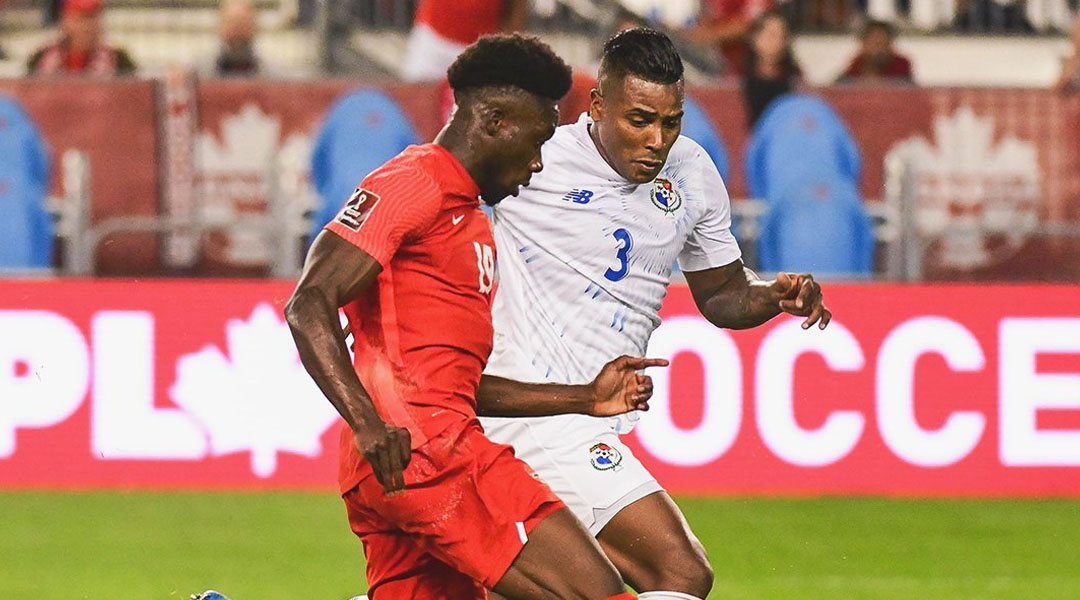 World Cup Canada Panama